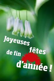 Bonnes fêtes à tous !!!